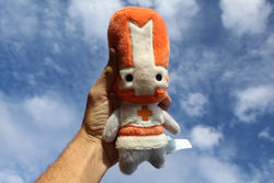 ORANGE KNIGHT PLUSH