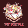 PIT PEOPLE FIGHTER T-SHIRT