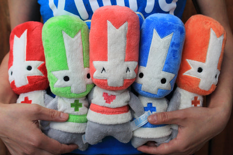 KNIGHT PLUSH BUNDLE