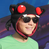 Bitey Bat Plush Hat
