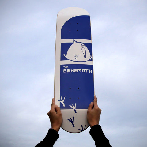 Behemoth Chicken Skateboard Deck