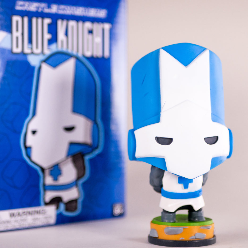 Blue Knight Figurine - Series 2