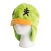 DUCK SHARK PLUSH HAT
