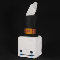 Hatty Tissue Box Cover