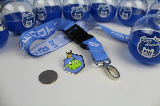 Pinny Arcade Pin - Jerkimedes