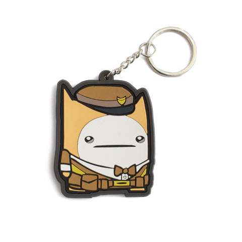 CAT GUARD KEYCHAIN