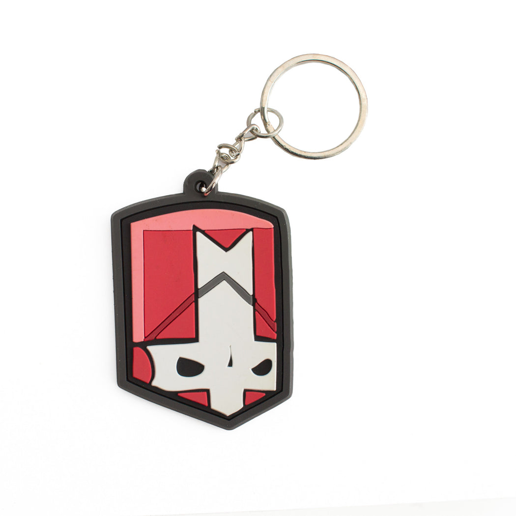 Red Knight Keychain