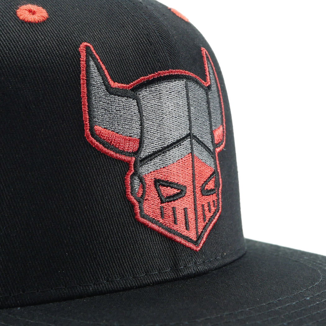 Necromancer Embroidered Hat