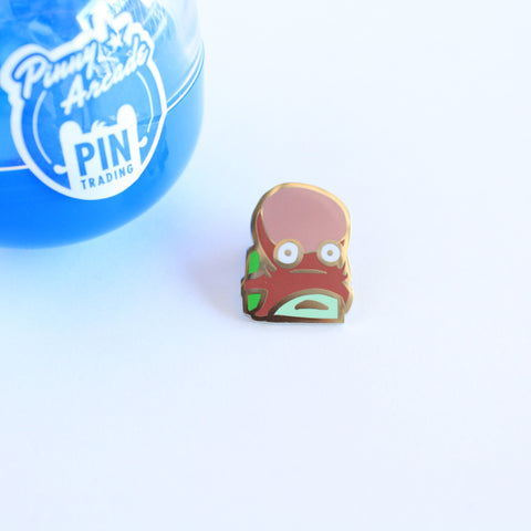 PINNY ARCADE PIN - OCTOPEYES