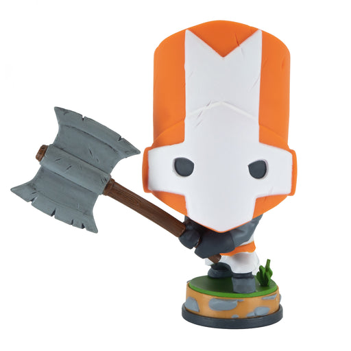 Orange Knight Figurine - Series 2