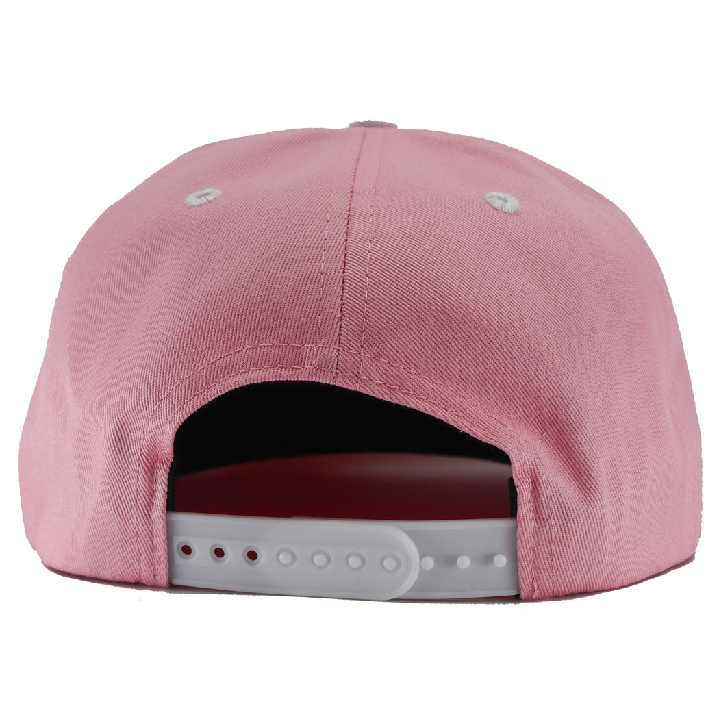 3D Pink Knight Hat
