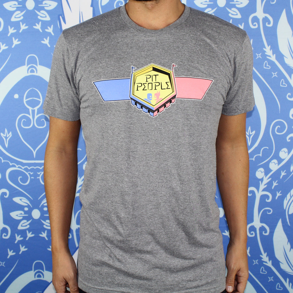 PIT PEOPLE LOGO T-SHIRT