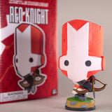 Red Knight Figurine - Series 2