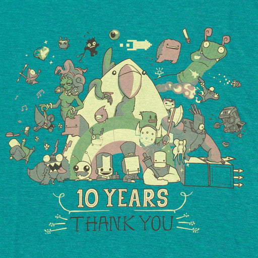 10 Year Anniversary T-Shirt