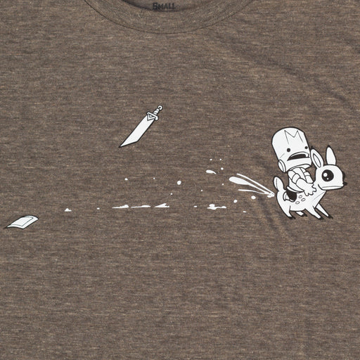 Pooping Deer T-Shirt
