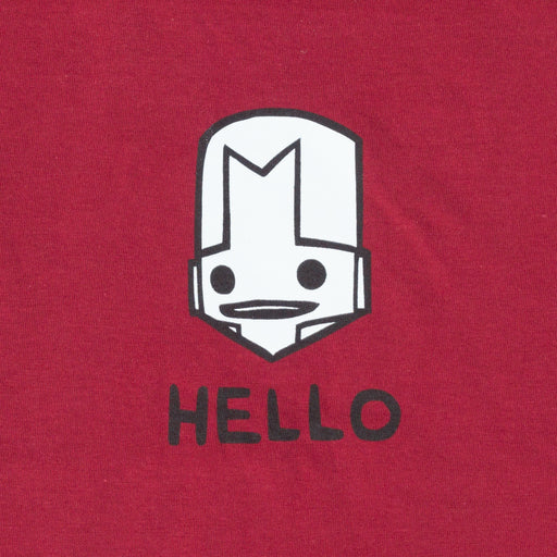 HELLO Knight Red T-Shirt