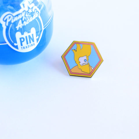 Pinny Arcade Pin - Yosef