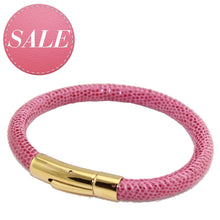 Laden Sie das Bild in den Galerie-Viewer, BLISS Armband Pink Gold