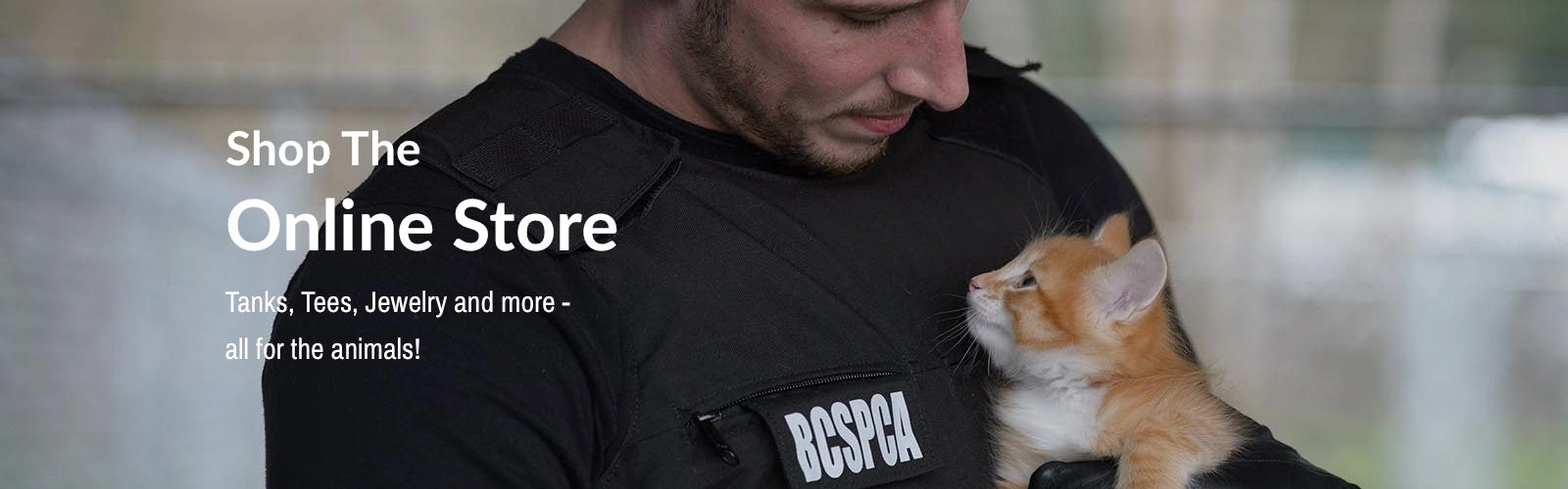 BC SPCA Online Store
