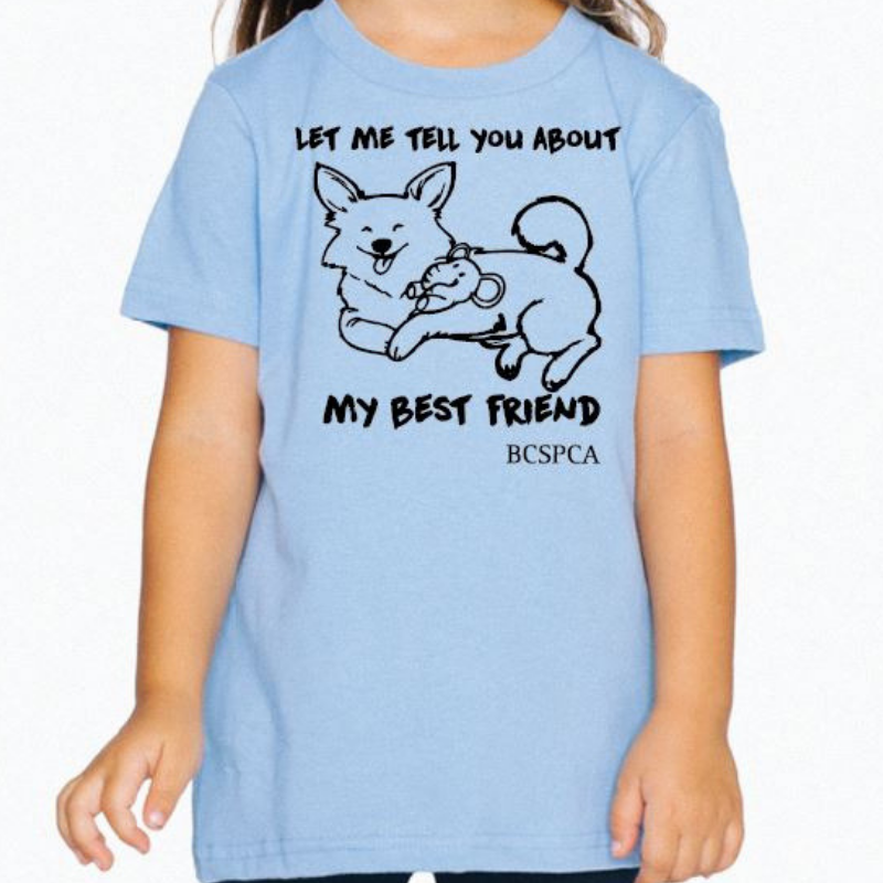 My Best Friend - Kid T-shirt