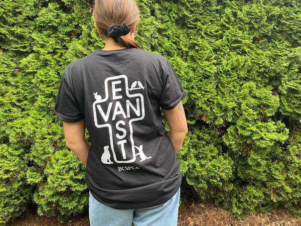 East Van - Unisex Rolled Cuff T-Shirt