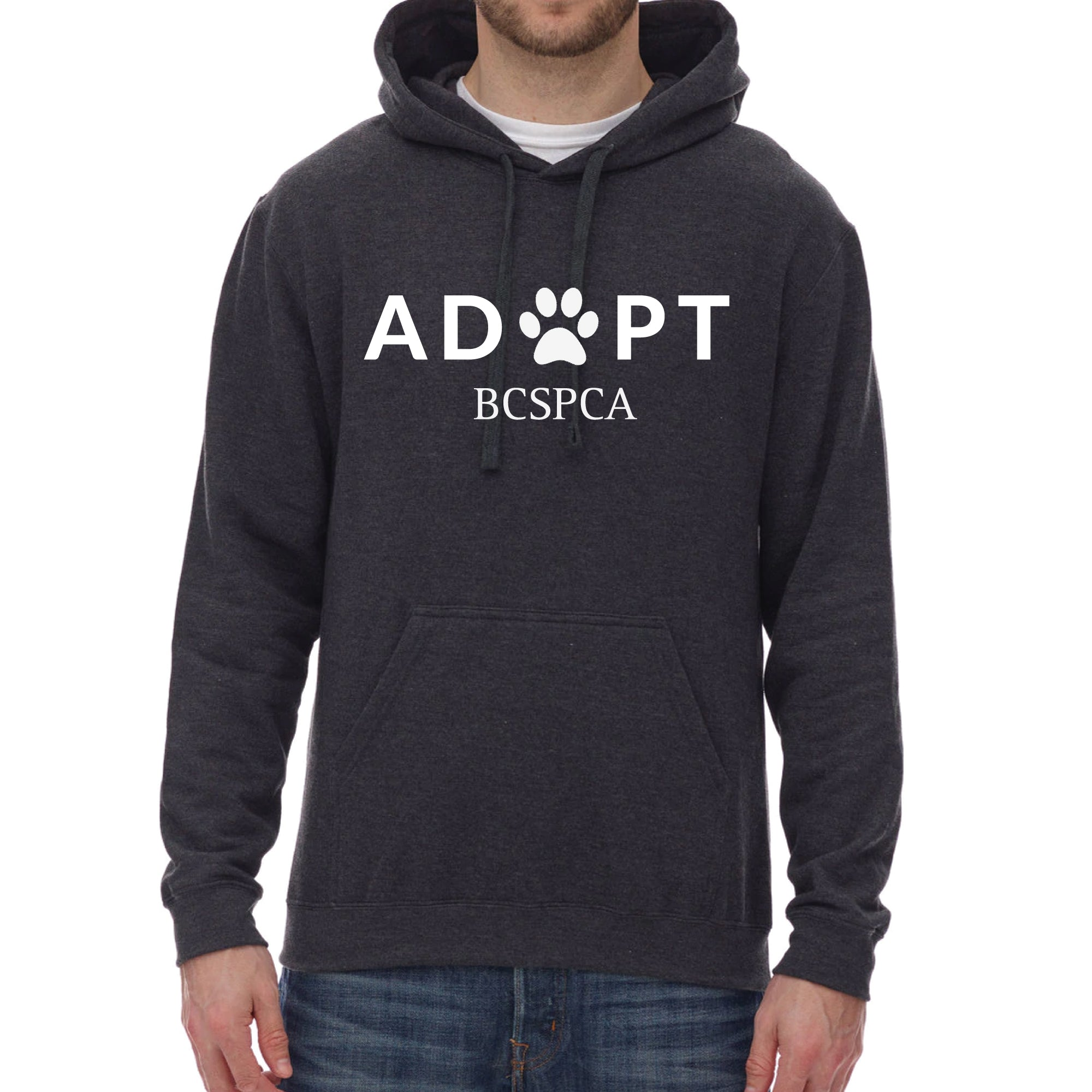 Adopt Paw - Unisex Pullover Hoodie