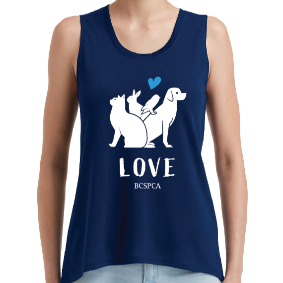 Love All Animals - Tank Top