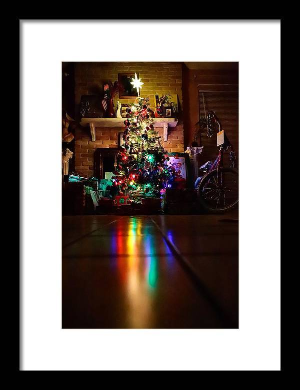 """Christmas tree on Christmas"" Prints and Products"