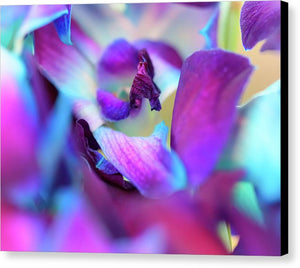 Watercolor Lilies  - Canvas Print