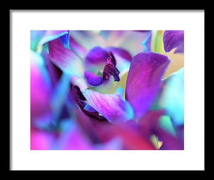 Watercolor Lilies  - Framed Print