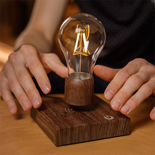 Volta - Levitating Light Bulb