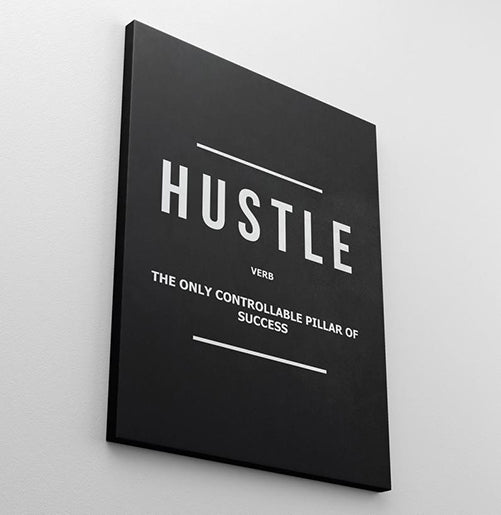 Hustle, Grind, Execution