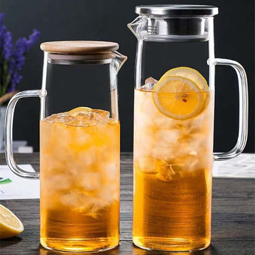 Timeglass Pitcher