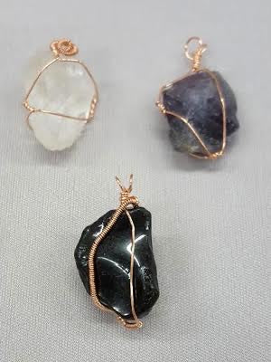 Intro to Wire Wrapping Class