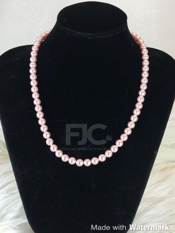 Pretty in Pink Pearls
