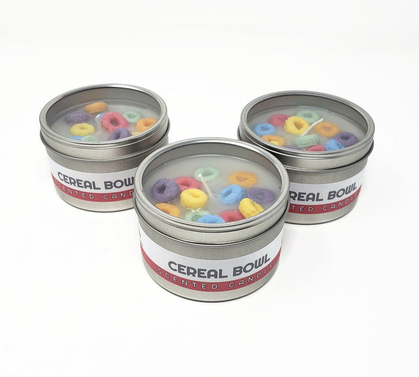 Fruit Loop Candle Tin