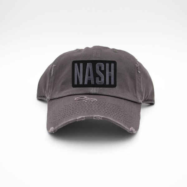 Nash Patch Dark Gray Hat