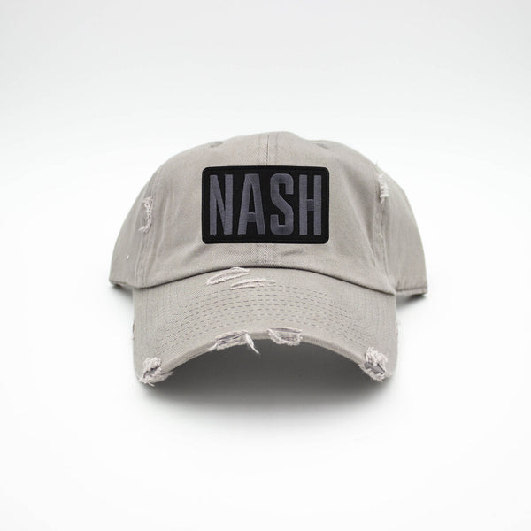 Nash Patch Light Gray Hat