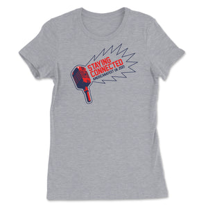 AmericanaFest UK 2021 Ladies' T-Shirt | Grey