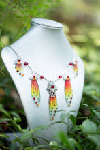 Load image into Gallery viewer, CUSTOM Fairy Five Wing  Necklace
