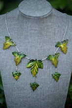 Load image into Gallery viewer, Spring Maple Cascade Necklace