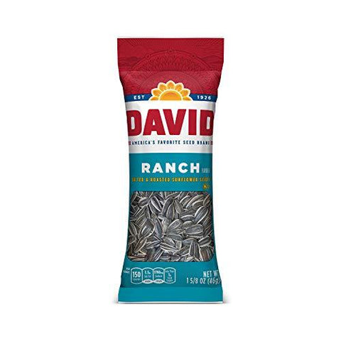 David's Sunflower Seeds Ranch - 46g