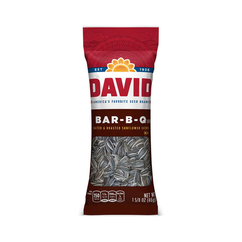 David's Sunflower Seeds BBQ - 46g
