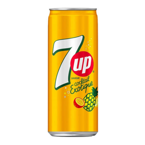 7up Exotique Cocktail (330ml)