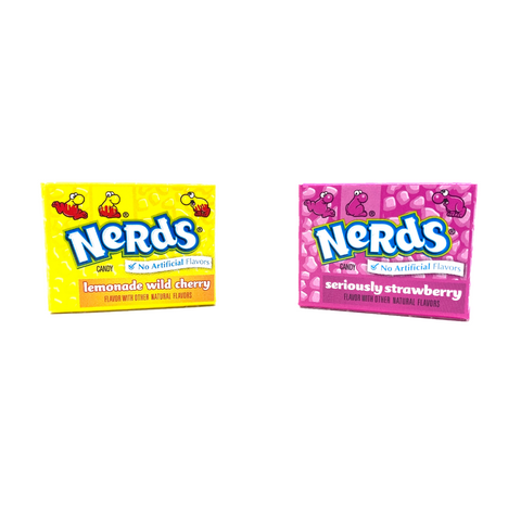 Wonka Nerds Mixed Flavours