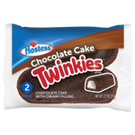 Hostess Chocolate Cake Twinkies - Twin Pack - 2.7oz