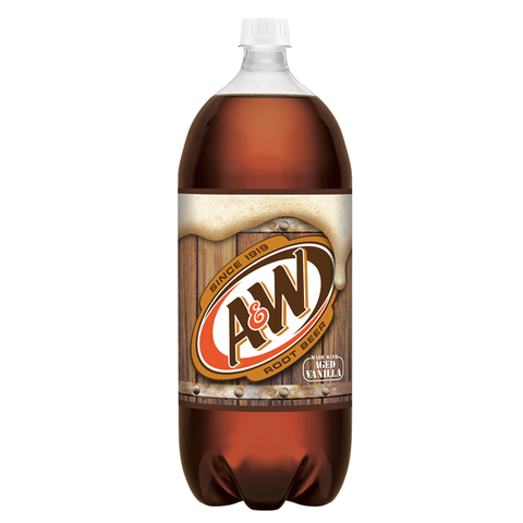 A&W Root Beer - 2 Litre