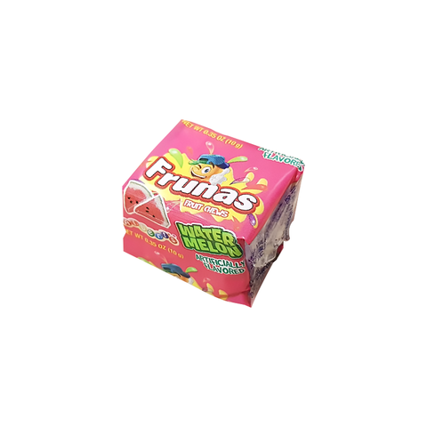 Albert's Frunas Fruit Chews Watermelon 4pc