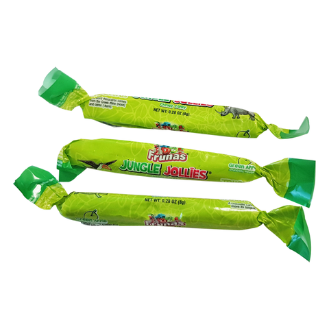 Albert's Frunas Jungle Jollies Green Apple - 0.28oz (8g)