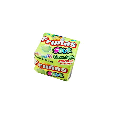 Alberts Frunas Sour Green Apple - 0.35 oz (18g)